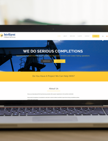 Intelligent Oilfield Services